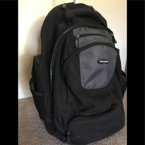 Handbags - 🔺Samsonite wheeled computer backpack.